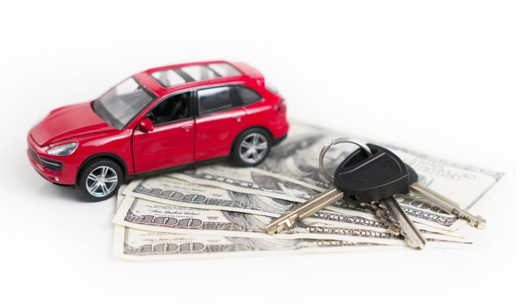 cash, car, car keys